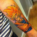 15 Dragon Ball Z Tattoos Even Frieza Would Admire