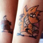 8 Old School Nickelodeon Tattoos