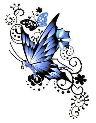 Butterfly Tattoo Design See More Designs On Httpthebodyisacanvas
