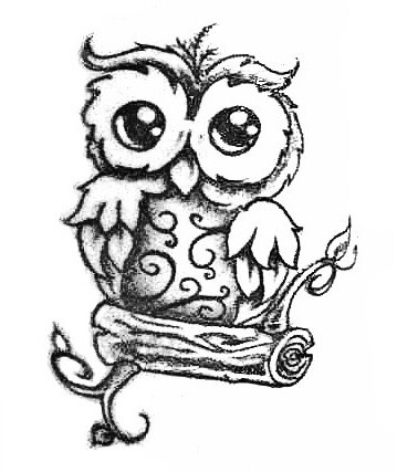 owl tattoo designs the body is a canvas. Black Bedroom Furniture Sets. Home Design Ideas