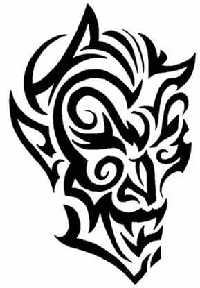 Tribal Tattoo Design - see more designs on http://thebodyisacanvas.com