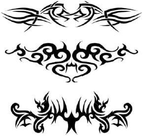Tribal Tattoo Design - see more designs on https://thebodyisacanvas.com