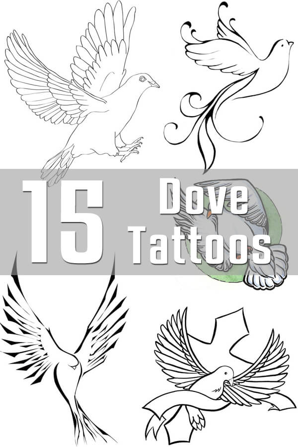 Dove Tattoo Designs