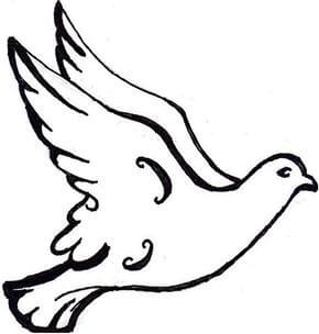 Dove Tattoo Design - see more designs on http://thebodyisacanvas.com