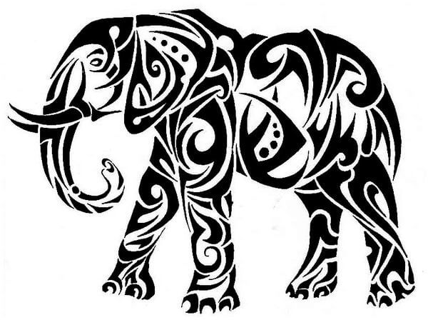 Elephant Tattoo Designs The Body Is A Canvas