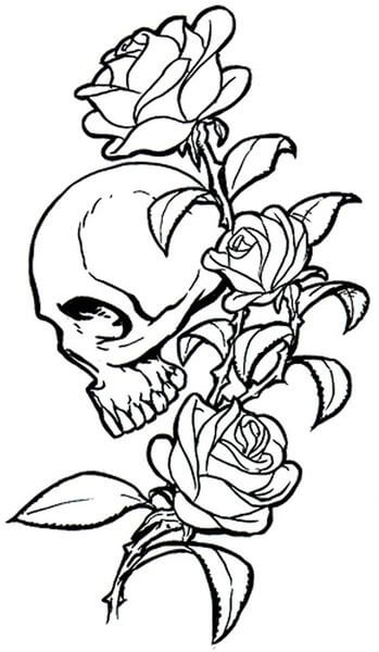 Rose Tattoo Designs The Body Is A Canvas