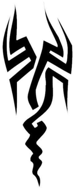 Scorpion Tattoo Design - see more designs on https://thebodyisacanvas.com