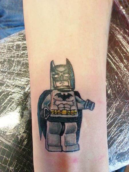 Holy Permanent Body Alteration, Batman - 16 Batman Tattoos - The Body is a Canvas #batman #tattoos #tattooideas