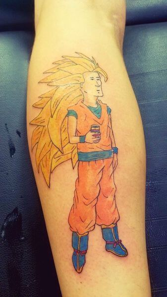 30 Dragon Ball Z Tattoos Even Frieza Would Admire - The ...
