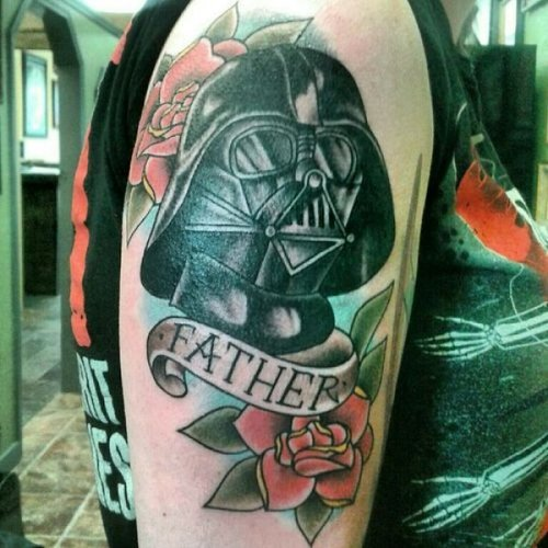 8 Tattoos Dedicated to Dads - The Body is a Canvas #fathersday #tattoos #tattooideas