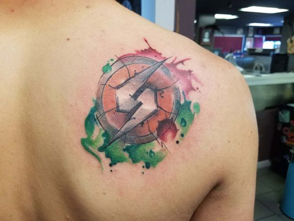 30 Metroid Tattoos - The Body is a Canvas #Metroid #tattoos #tattooideas