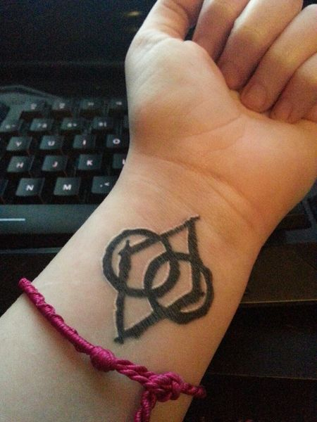 17 Skyrim Tattoos - The Body is a Canvas #Skyrim #tattoos #tattooideas