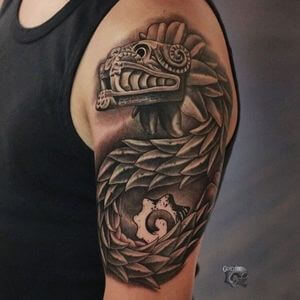 160 Aztec Tattoo Ideas For Men And Women The Body Is A Canvas